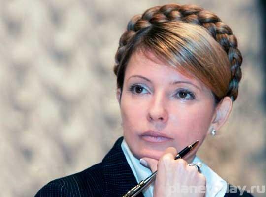 Юлия Тимошенко восстановила девственность. Политическую