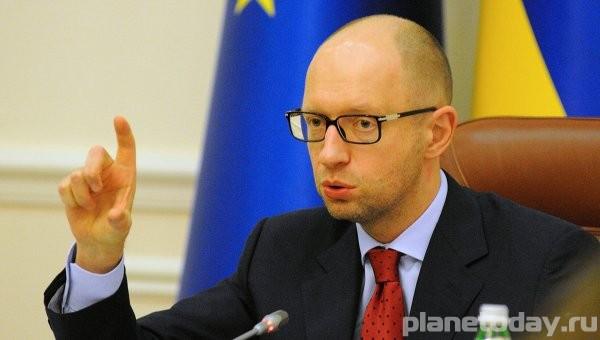Депутаты блока Порошенко требуют отставки Яценюка
