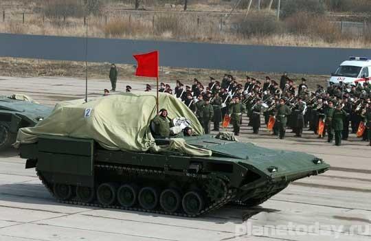 """Diplomat: """"Армата"""" воплощает резкий отрыв от систем вооружений СССР"""