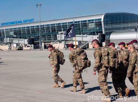 Десант США высадился на Украине для тренинга ВСУ