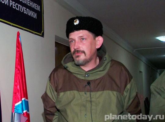 Казаки Дремова перешли в подчинение ЛНР со своими танками