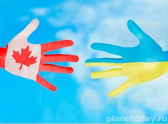 В Канаде изумлены требованиям Украины о предоставлении оружия