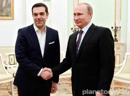 Путин поговорил с Ципрасом. Европа обделалась