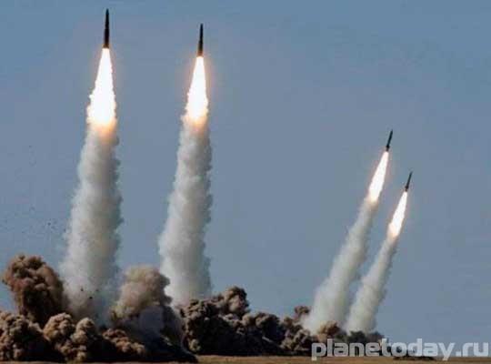 «Быстрый глобальный удар» - исполняет ПВО России