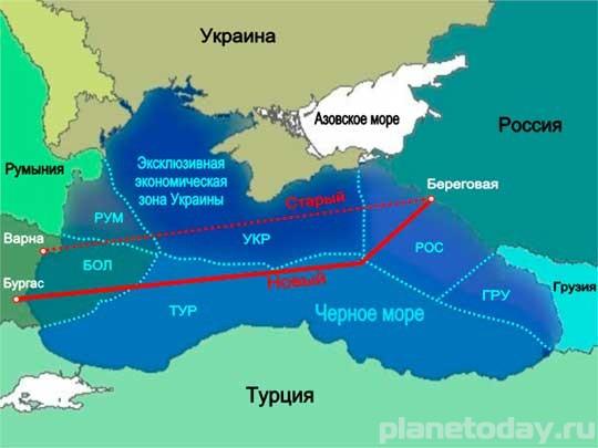Власти Македонии сообщили о намерении присоединиться к «Турецкому потоку»