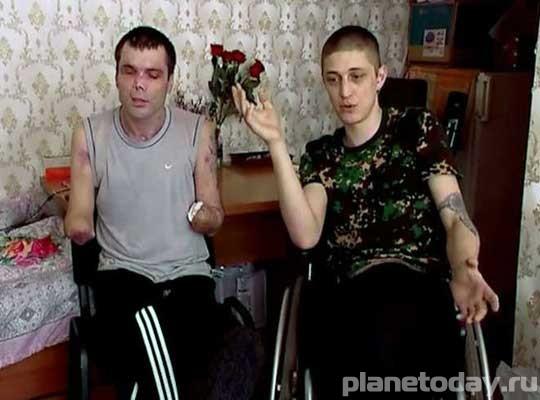 Интервью с ранеными бойцами известного батальона «Призрак»