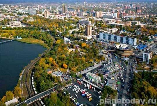 Депрессивный Донбасс и процветающий Киев - где правда?