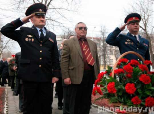 День ветеранов органов внутренних дел и внутренних войск МВД России
