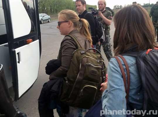 Международный комитет спасения из США выдворили с территории ДНР