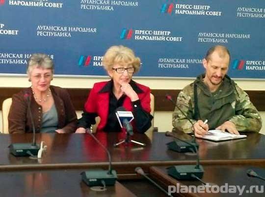 Год назад в Луганске была провозглашена Декларация о Независимости ЛНР
