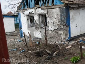 ДНР: Киев стягивает к линии фронта «Грады» и «Ураганы»