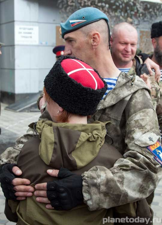 Полемика военного обозревателя с казаками юга ЛНР