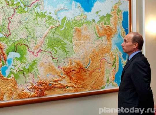 Путин – президент Евразии