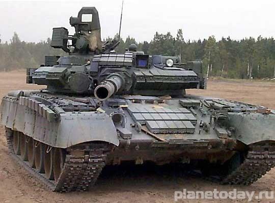 Западу снова неймется - Т-90 ездят по Новороссии
