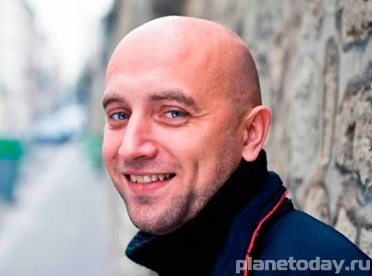 Захар Прилепин завтра встретится с луганскими читателями