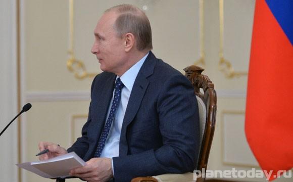 Владимир Путин выходит победителем