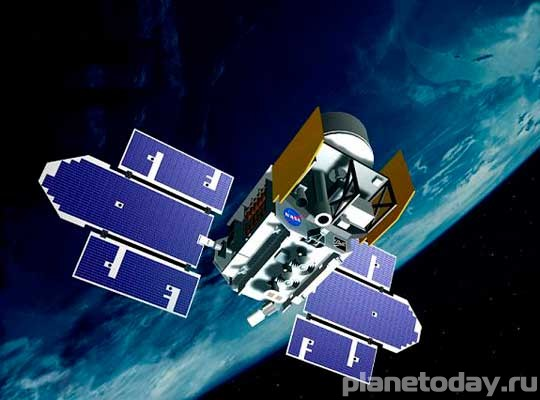 Войска Космической Обороны России засекли группу спутников-шпионов
