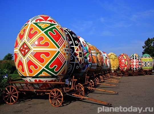Пасха 2015 в Москве: программа мероприятий