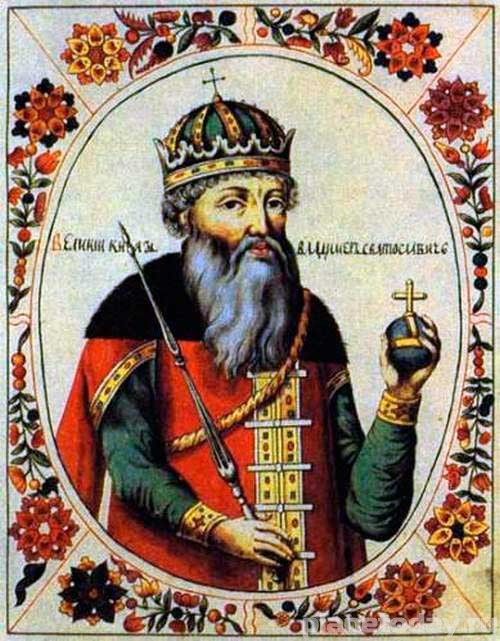 История о древнем укре Владимире Красно Солнышко
