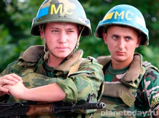 Киев объявит актом агрессии ввод в Донбасс российских миротворцев и волонтеров