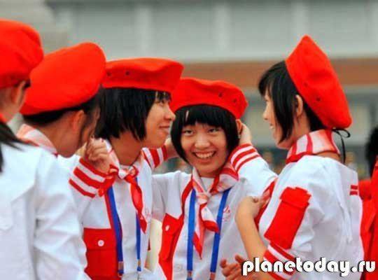 4 мая - День молодежи Китая