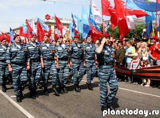 Военный парад ко Дню Победы в ЛНР состоится, несмотря на возможные провокации Киева