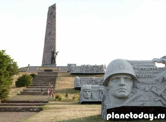 Скульптуры ополченцев ДНР поставят в один ряд с памятниками погибшим в ВОВ