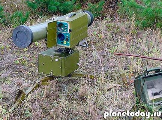 Украина изобрела вооружение, останавливающее российские танки