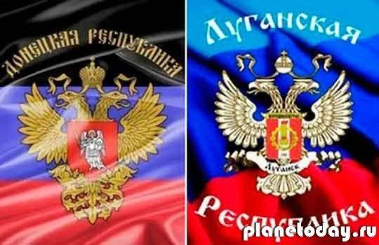 Год назад в Донецке и Луганске прошли референдумы за независимость