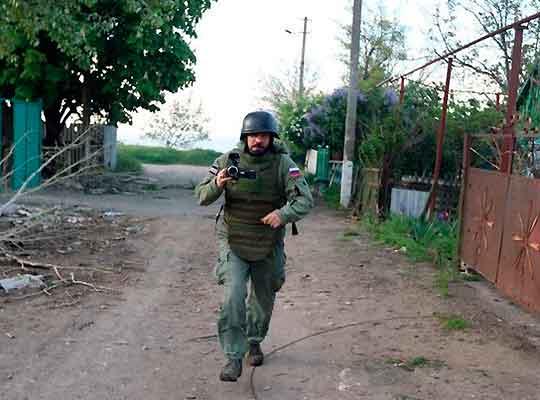 Сводки от ополчения и журналистов. Новости Новороссии сегодня 17 мая 2015
