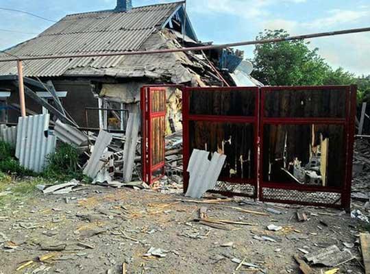 Сводки ополчения Новороссии сегодня 12.07.2015