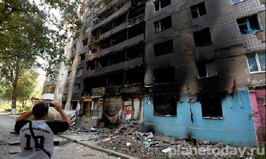 В Широкино под постоянными обстрелами живут 37 человек