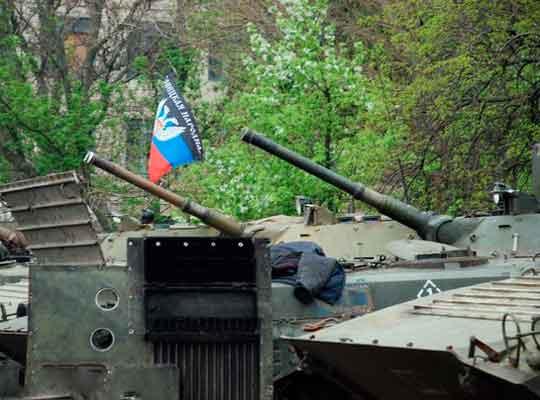 Данные разведки ДНР подтверждают скопление сил противника по всему фронту