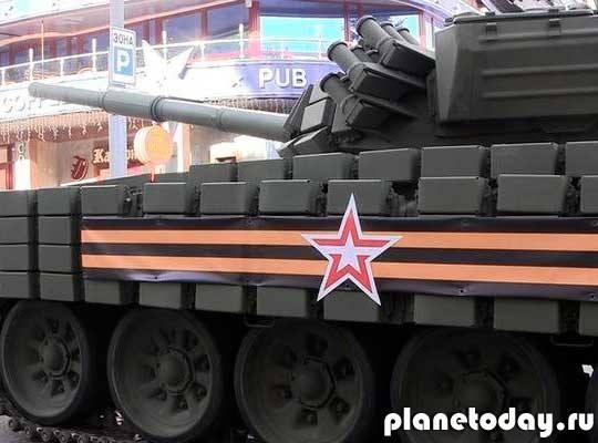 Претензии Киева относительно Парада Победы в ДНР несостоятельны
