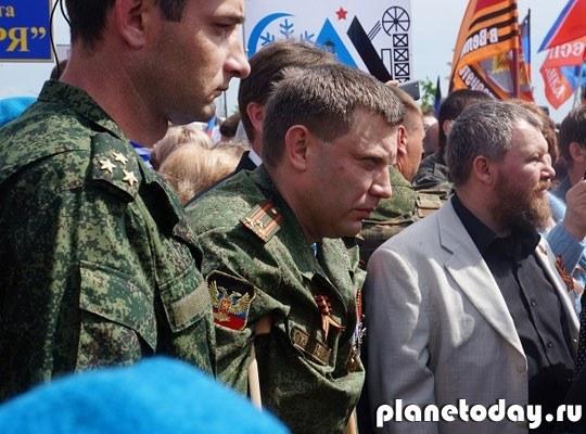 На Саур-Могиле — масштабное чествование ветеранов и защитников ДНР