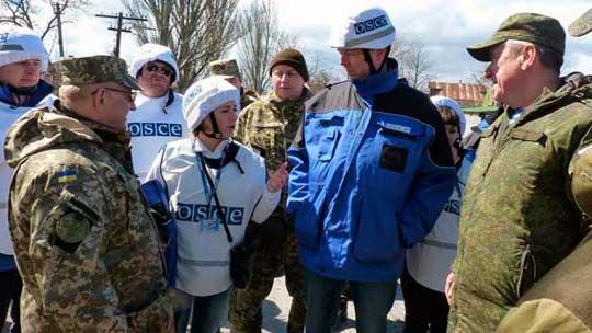 В Минске обсудили обстановку в Широкино и обмен пленными по формуле «всех на всех»