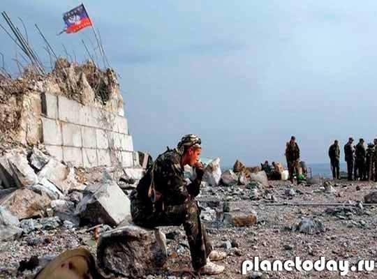 Сводка военных событий в Новороссии от «colonelcassad»