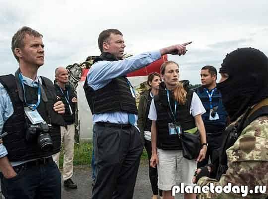 Украинский солдат обстрелял членов миссии ОБСЕ