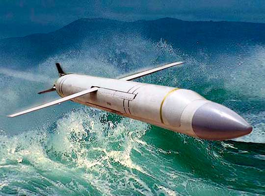 Ракеты 3M-54Э1 «Калибр» - абсолютная неуязвимость