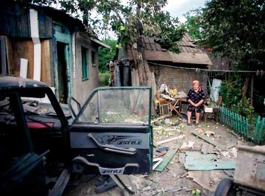 Киев начинает водную блокаду ЛНР и ДНР
