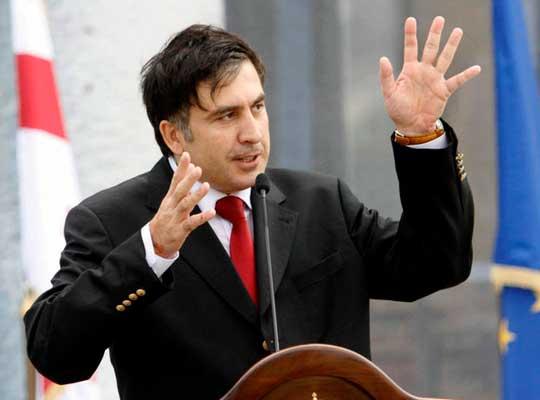 Саакашвили назвал главные беды Украины