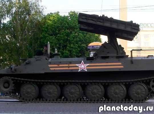 Захарченко: Мы готовы к проведению парада