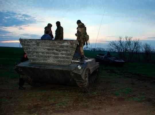 Армия ВСН отбила атаку ВСУ возле Красного Пахаря