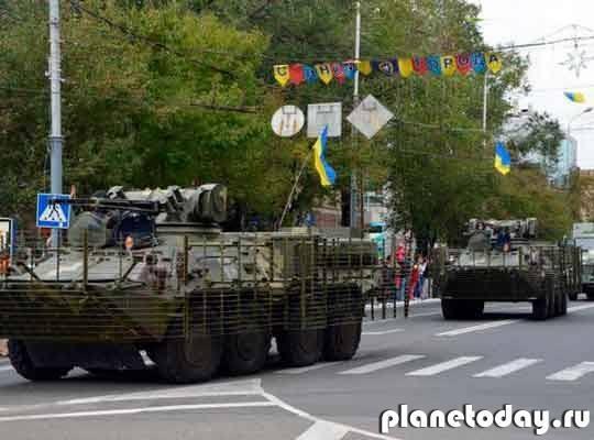 Мариупольский фронт: украинская сторона применяет САУ и танки
