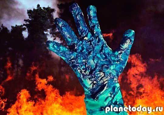 Страны-соседи Украины фиксируют радиацию после пожара в Чернобыльской зоне