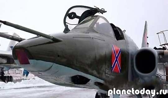 боевая авиация Новороссии