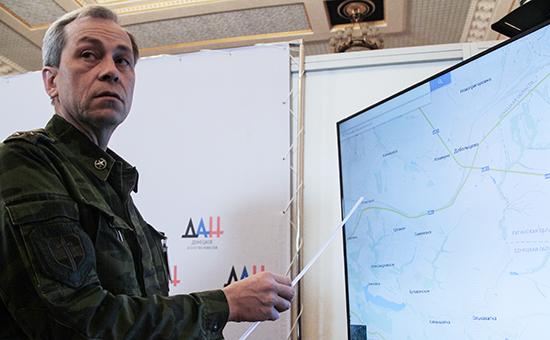 Басурин: Киев сформировал на оккупированных территориях 85 ДРГ, 19 из них укомплектованы иностранцами