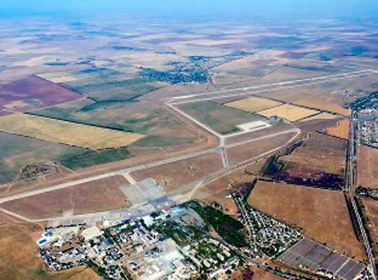 Переименование аэропорта Симферополя расценили как вмешательство в дела РФ