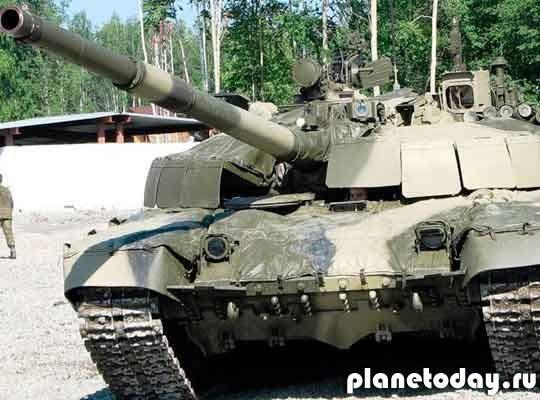 "Т-72Б ""Рогатка"""