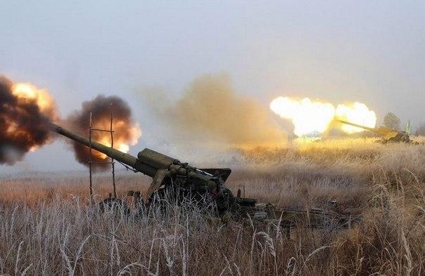 Военные события в ДНР
